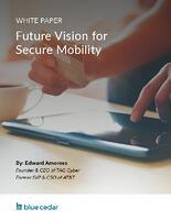 A Future Vision for Secure Mobility