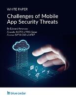 Challenges of Mobile App Security Threats Whitepaper