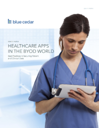 Healthcare Apps in the BYOD World