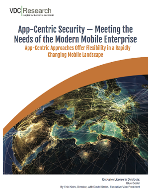 App-Centric Security Whitepaper